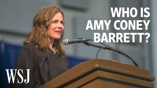 Who Is Judge Amy Coney Barrett, Trump's Expected Supreme Court Pick? | WSJ