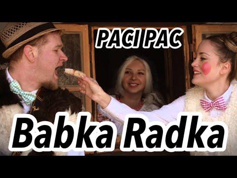 PACI PAC - Babka Radka (klip z DVD PACI PAC 2)