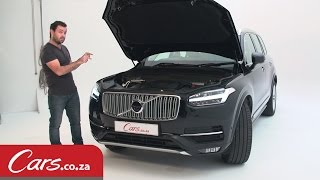 2015 Volvo XC90 – In Depth Review, Interior, Exterior, Engines