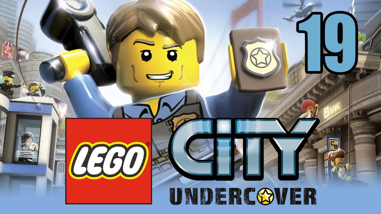 lego city undercover - Прохождение pt19 - youtube