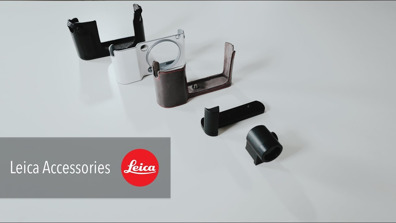 218881cc422 What Leica Accessories did I use  - YouTube