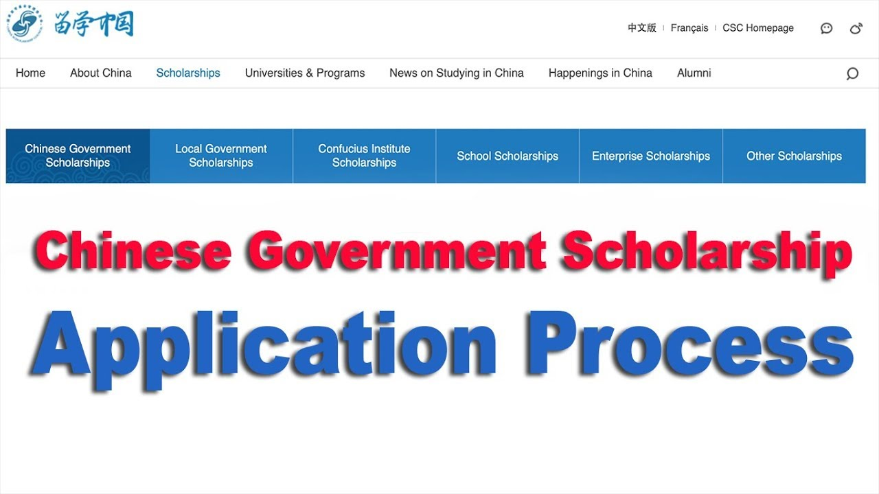 Chinese Government Scholarship Application process - YouTube on eligibility form, scholarship clip art, transcript request form, scholarship money, scholarship deadlines, scholarship statement of purpose, scholarship quotes, scholarship notification, scholarship logo, scholarship banner, scholarship checklist, scholarship icon, scholarship essay examples, scholarship app, financial aid form, scholarship essay on leadership, scholarship program flyer, scholarship requirements, scholarship opportunities, scholarship information,