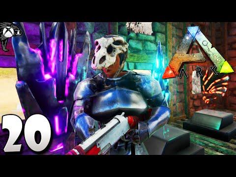 ARK #20 - TENEMOS TODOS LOS ARTEFACTOS! (ARK Survival Evolved Xbox One)