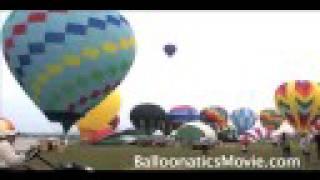 Hot Air Balloons New Jersey 2008