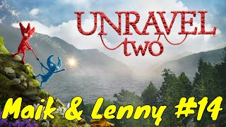 #Unraveltwo#deutsch Unravel Two: COOP Maik & Lenny #14 PS4 Lets Play Gameplay Deutsch