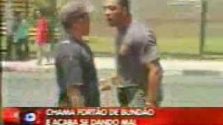 PEGADINHAS DO JOAO KLEBER - Bundão