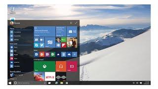 видео Не работает меню Пуск и другие панели в Windows 10