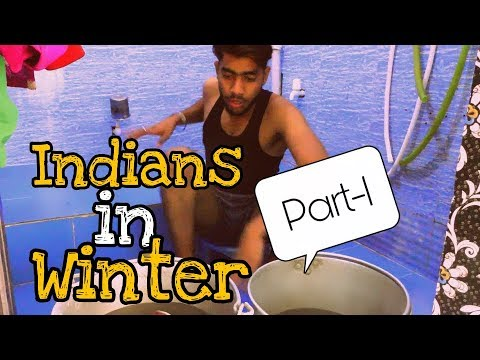INDIANS IN WINTER  Part-1| TRUE MOTIONS