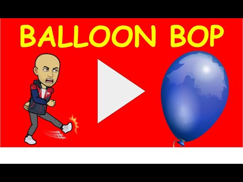 Balloon Bop - PE at Home