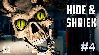 JUMP SCARING DELIRIOUS AGAIN! | Hide & Shriek #4 Funny / Scary Moments Ft. H2O Delirious