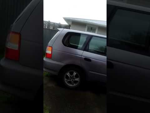 Lilly Anne's car tour