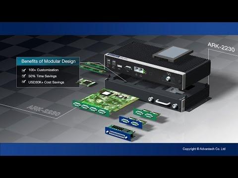Modular Embedded Systems, Advantech