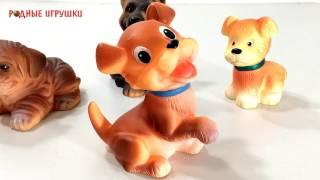 Резиновая игрушка Собака Бимка   Артикул С 491