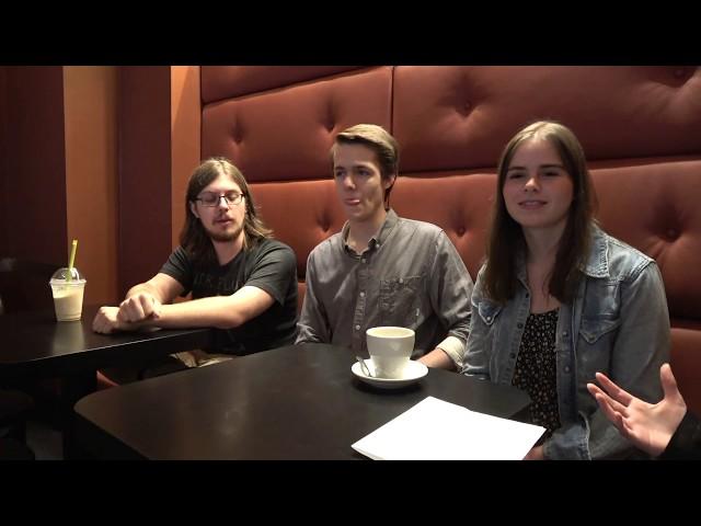Entrevue avec les membres de Lacey's Dream