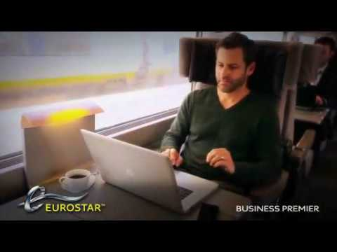 Eurostar Business Premier by Euro Railways