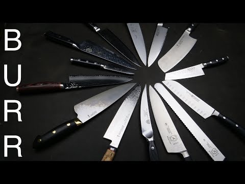 Top Picks For Best Kitchen Knives Of 2017