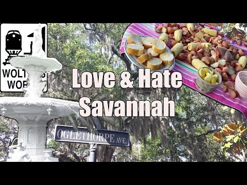 Visit Savannah - 5 Love & Hates of Savannah, Georgia