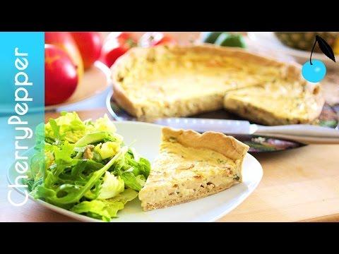 quiche---recette-végétalienne-/-vegan-/-végane