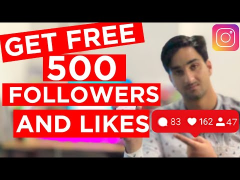 Free Instagram Followers | How to Increase Followers On Instagram | How To Get Instagram Followers from YouTube · Duration:  6 minutes 51 seconds