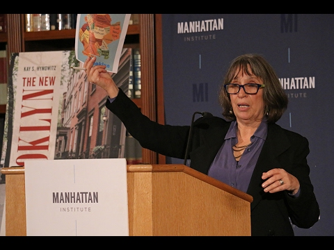 The New Brooklyn — Kay Hymowitz on Her New Book - YouTube