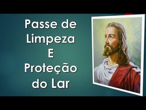 Passe de Limpeza e Proteção do Lar, Bezerra de Menezes