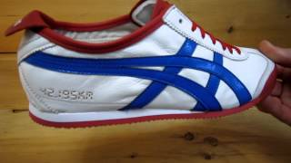 Onitsuka Tiger Mexico 66 Paris Marathon