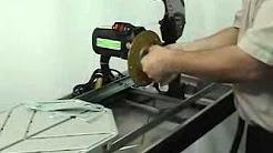 Pearl Abrasive PA-7 Wet Tile Saw