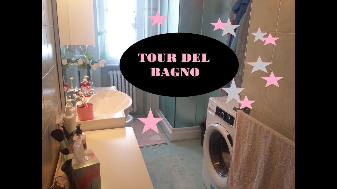 Organizzare I Cassetti Del Bagno : Come organizzare un bagno piccolo tour del mio bagno youtube