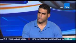مساء الأنوار- بطل مصر الحائزعلى فضية بطولة العالم  في رمي الرمح يروي كيف بدء مشوارة في هذه العبة