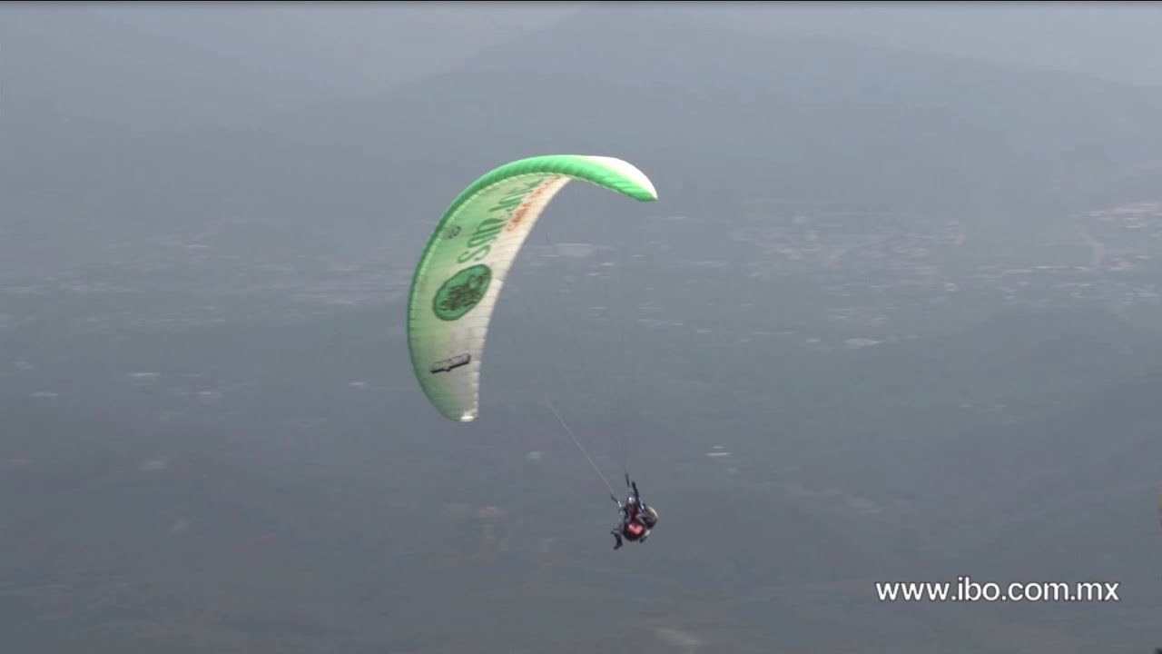 Parapente - Channel