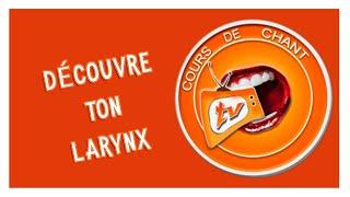 Video #3 - Apprendre à Chanter - Débutants - Le Larynx