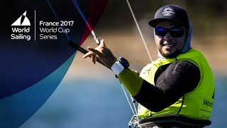 Full Formula Kite Medal Race from the World Cup Series Hyères 2017