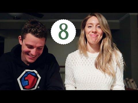 EASY VEGAN BROCCOLI POTATO SOUP | Recipe Testing + Taste Test! | 12 Days of Vlogmas Day 8