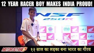 Make Bike Racing your career in India?    Hindi   MotorOctane