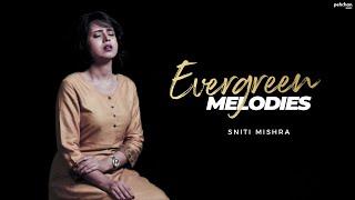Evergreen classics | sniti mishra (cover) | old hindi songs mashup | mohd. rafi | lata mangeshkar