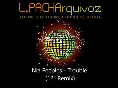 Nia Peeples - Trouble (12