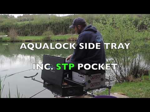 Aqualock Tray inc  STP Pocket