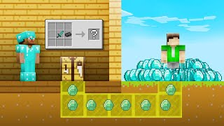 10 Ways to Steal Diamonds from Your Friends Base in Minecraft!