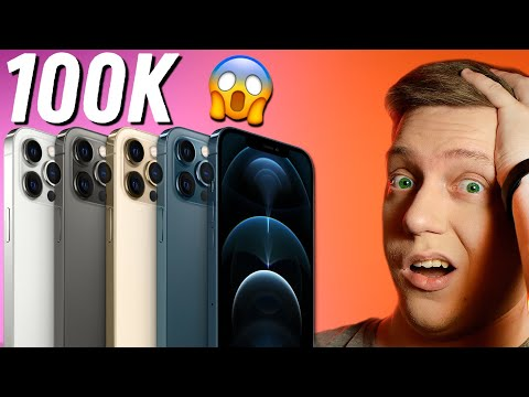 ЭТО ШОК!! Apple показала АЙФОН 12 и iPhone 12 Pro - Первые впечатления! ЦЕНА ПОРАЗИЛА И УДИВИЛА!
