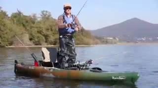 видео Каяк для рыбалки | FeelFree Lure 11.5 | Каяки для рыбалки | Рыболовные каяки