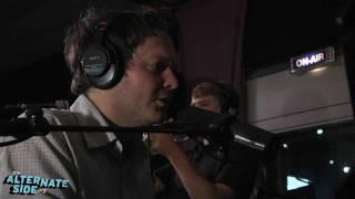 """Beirut - """"Goshen"""" (Live at WFUV)"""