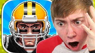 TOUCHDOWN HERO: NEW SEASON (iPhone Gameplay Video)