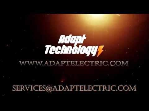 Electrical Contractor | Electrician Services | Adapt Technology | Sacramento, CA