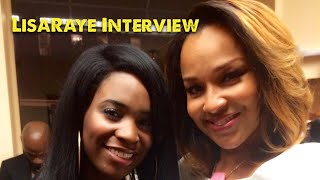 LisaRaye Interview about Family, Mentorship, and Working with Companies! Thumbnail