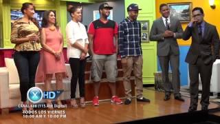 PROMO TONIGHT SHOW CON MAX GARCIA EXTREME TV COSTA RICA