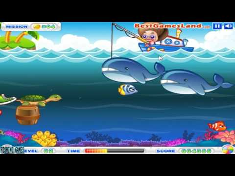 Fishing Master - PC Flash Gameplay