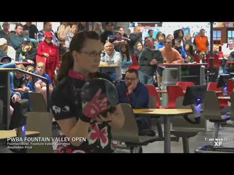 2018 PWBA Fountain Valley Open - Stepladder Finals