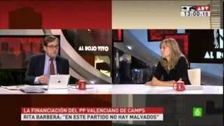 Al Rojo Vivo - Duro enfrentamiento entre Tania Sánchez y Fr...