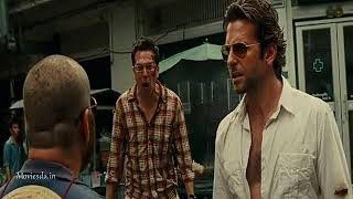 Hangover 2 in Tamil, hotel sence with captain