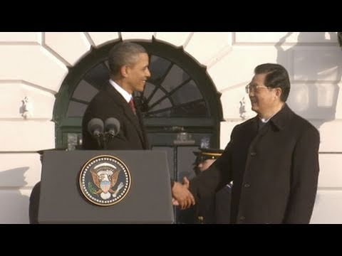 Did China Plant a Flag? Face to Face: President Obama and Hu Jintao 1/19/2011